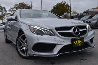 Used 2014 Mercedes-Benz E-Class E 350 - 4 Matic - NO ACCIDENTS for sale in Oakville, ON