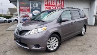 Used 2011 Toyota Sienna Leather, DVD, Parking Sensors for sale in Mississauga, ON