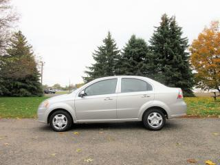 Used 2011 Chevrolet Aveo LS- LOW KILOMETERS for sale in Thornton, ON