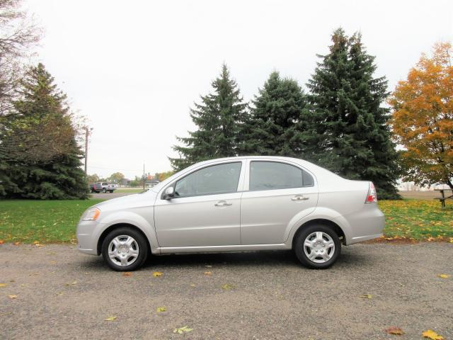 2011 Chevrolet Aveo LS- LOW KILOMETERS