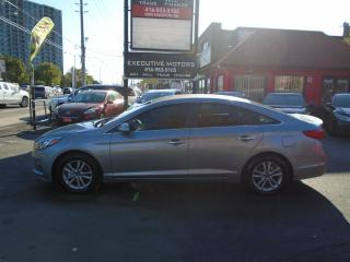 Used 2015 Hyundai Sonata 2.4L GLS/ LOADED/ ALLOYS/ REV CAM / PUSH START / for sale in Scarborough, ON