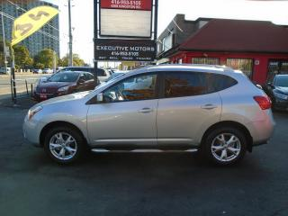 Used 2009 Nissan Rogue SL/ AWD / NEW BRAKES / ALLOYS/ HEATED SEATS/ CLEAN for sale in Scarborough, ON