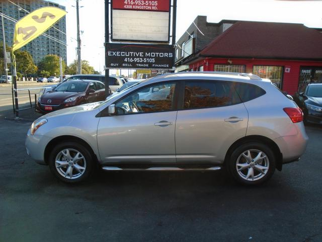 2009 Nissan Rogue SL/ AWD / NEW BRAKES / ALLOYS/ HEATED SEATS/ CLEAN