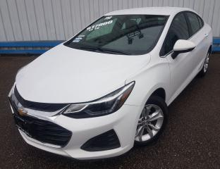 Used 2019 Chevrolet Cruze LT *HEATED SEATS* for sale in Kitchener, ON