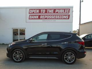 Used 2018 Hyundai Santa Fe Sport Limited for sale in Toronto, ON