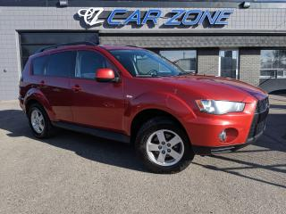 Used 2010 Mitsubishi Outlander ES ALL  WHEEL DRIVE for sale in Calgary, AB