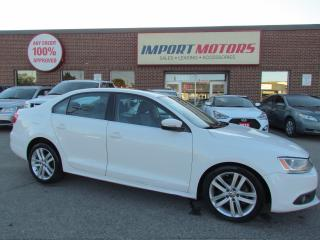 Used 2011 Volkswagen Jetta TDI DIESEL+ LEATHER NAVI & CERTIFICATION! for sale in North York, ON