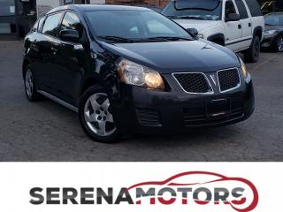 Used 2009 Pontiac Vibe MANUAL | LOW KM | NO ACCIDENTS for sale in Mississauga, ON