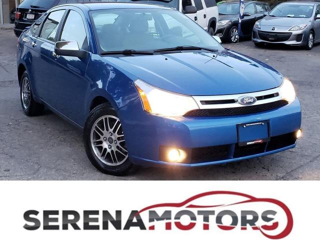 2011 Ford Focus SE | AUTO | BLUETOOTH | ONE ONWER | NO ACCIDENTS