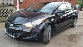 Used 2013 Hyundai Elantra for sale in Brampton, ON