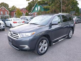 Used 2012 Toyota Highlander LIMITED  for sale in Brampton, ON