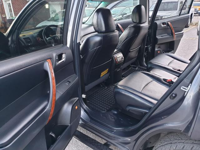2012 Toyota Highlander LIMITED  Photo8