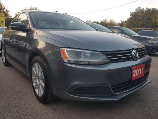 Used 2011 Volkswagen Jetta comfortline-EXTRA CLEAN - HEATED SEATS-AUX-ALLOYS for sale in Scarborough, ON