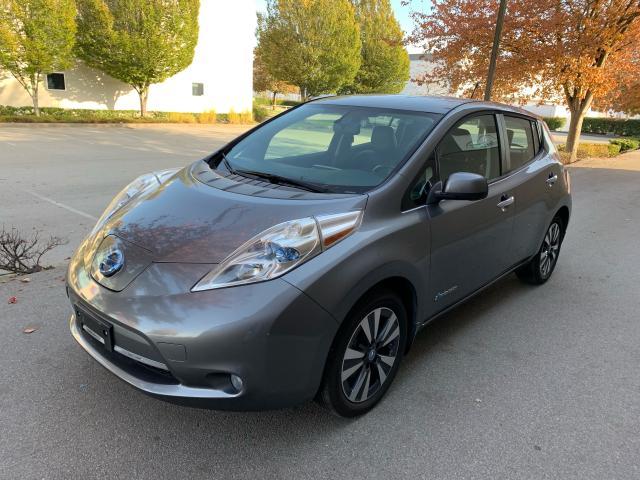 2014 Nissan Leaf SL + TECH