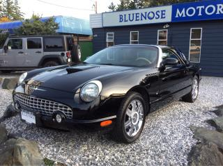 Used 2004 Ford Thunderbird Premium w/Hardtop for sale in Parksville, BC