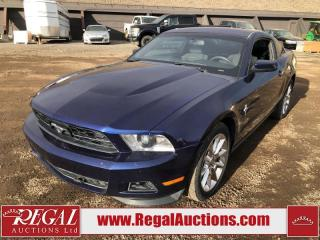 Used 2011 Ford MUSTANG BASE 2D COUPE 3.7L for sale in Calgary, AB
