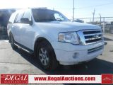 Photo of White 2010 Ford Expedition