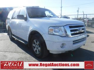 Used 2010 Ford Expedition XLT 4D Utility 4WD for sale in Calgary, AB