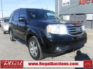 Used 2014 Honda Pilot Touring 4D Utility 4WD for sale in Calgary, AB