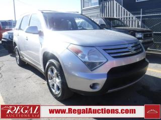 Used 2009 Suzuki XL-7 JLX 4D Utility 4WD for sale in Calgary, AB