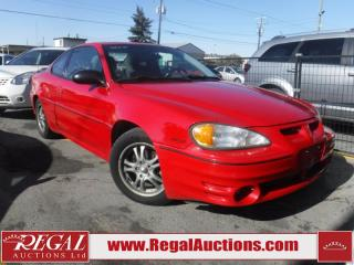 Used 2005 Pontiac Grand Am GT 2D Coupe for sale in Calgary, AB