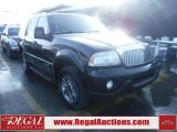 Photo of Black 2003 Lincoln Aviator