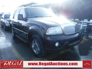 Used 2003 Lincoln Aviator 4D Utility AWD for sale in Calgary, AB