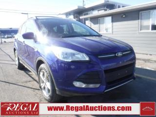 2015 Ford Escape SE 4D Utility 4WD