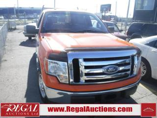 Used 2012 Ford F-150 XLT 4D SUPERCAB SWB 4WD for sale in Calgary, AB