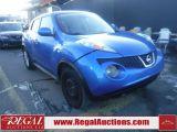 Photo of Blue 2011 Nissan JUKE SV 4D UTILITY AT AWD
