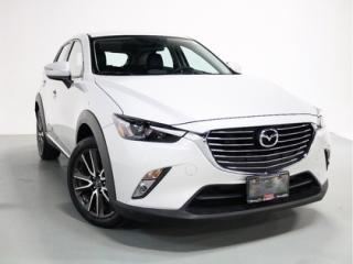 Used 2017 Mazda CX-3 GT   LOW KM   HEADS UP   WARRANTY   CAM   PUSH STA for sale in Vaughan, ON