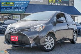 Used 2015 Toyota Yaris L*NO A/C for sale in Guelph, ON