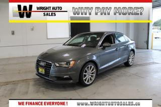 Used 2015 Audi A3 2.0T |AWD|LEATHER|SUNROOF|NAVIGATION|109,348 KMS for sale in Cambridge, ON