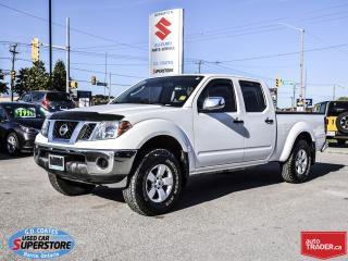 Used 2011 Nissan Frontier SV Crew Cab 4x4 ~Trailer Tow Package for sale in Barrie, ON