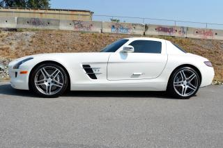 Used 2011 Mercedes-Benz SLS AMG Coupe for sale in Vancouver, BC