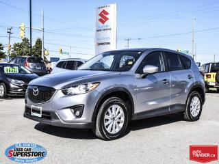 Used 2013 Mazda CX-5 GS AWD ~Heated Seats ~Backup Cam ~Power Moonroof for sale in Barrie, ON