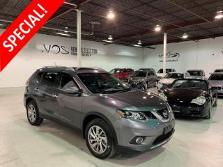 Used 2014 Nissan Rogue AWD 4dr SL - No Payments For 6 Months** for sale in Concord, ON
