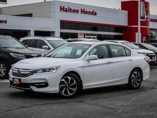 Used 2017 Honda Accord EXL|NO ACCIDENTS for sale in Burlington, ON