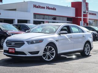 Used 2013 Ford Taurus SEL|NO ACCIDENTS for sale in Burlington, ON