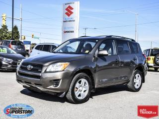 Used 2010 Toyota RAV4 4x4 ~3.5L V6 ~LOW KM! for sale in Barrie, ON
