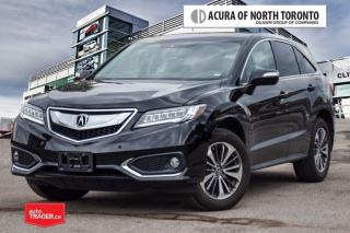 Used 2017 Acura RDX Elite at No Accident| Remote Start| Parking Sensor for sale in Thornhill, ON