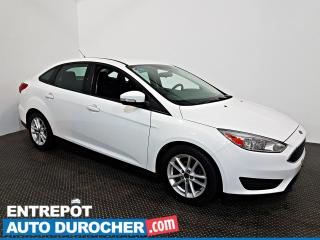 Used 2015 Ford Focus SE Automatique - AIR CLIMATISÉ - Caméra de Recul for sale in Laval, QC