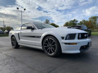 Used 2009 Ford Mustang 2dr Cpe GT California Special MGW short shifter for sale in St. George Brant, ON