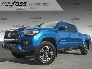 Used 2018 Toyota Tacoma SPORT 4X4, BACKUP CAM, HEATED SEATS for sale in Woodbridge, ON