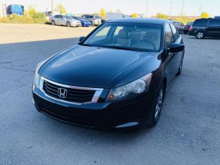 Used 2010 Honda Accord EX-L Sedan AT for sale in Brampton, ON