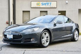 Used 2015 Tesla Model S 70D AUTOPILOT, SUB ZERO, RECARO SEATS, CPO WARRANTY! for sale in Burlington, ON
