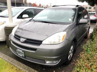 Used 2005 Toyota Sienna - for sale in North Vancouver, BC