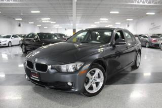 Used 2015 BMW 3 Series 320i XDRIVE I NO ACCIDENTS I NAVIGATION I LEATHER I BT for sale in Mississauga, ON