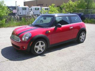 Used 2010 MINI Cooper Hardtop 2dr Cpe for sale in Richmond Hill, ON