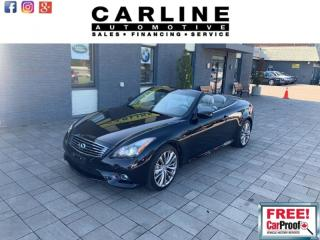 Used 2013 Infiniti G37 2dr RWD for sale in Nobleton, ON